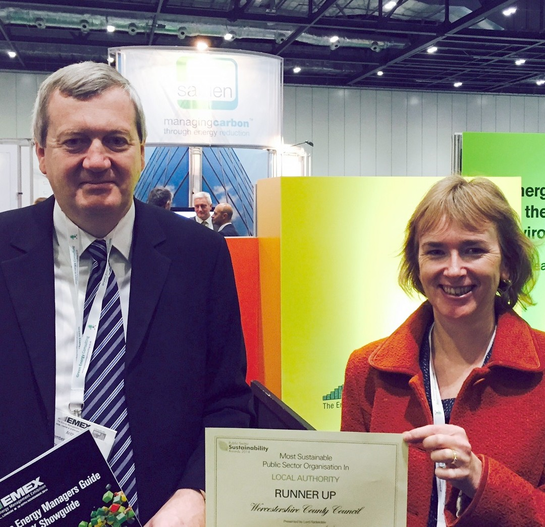 County Council's work on protecting our environment recognised as one of the best nationally