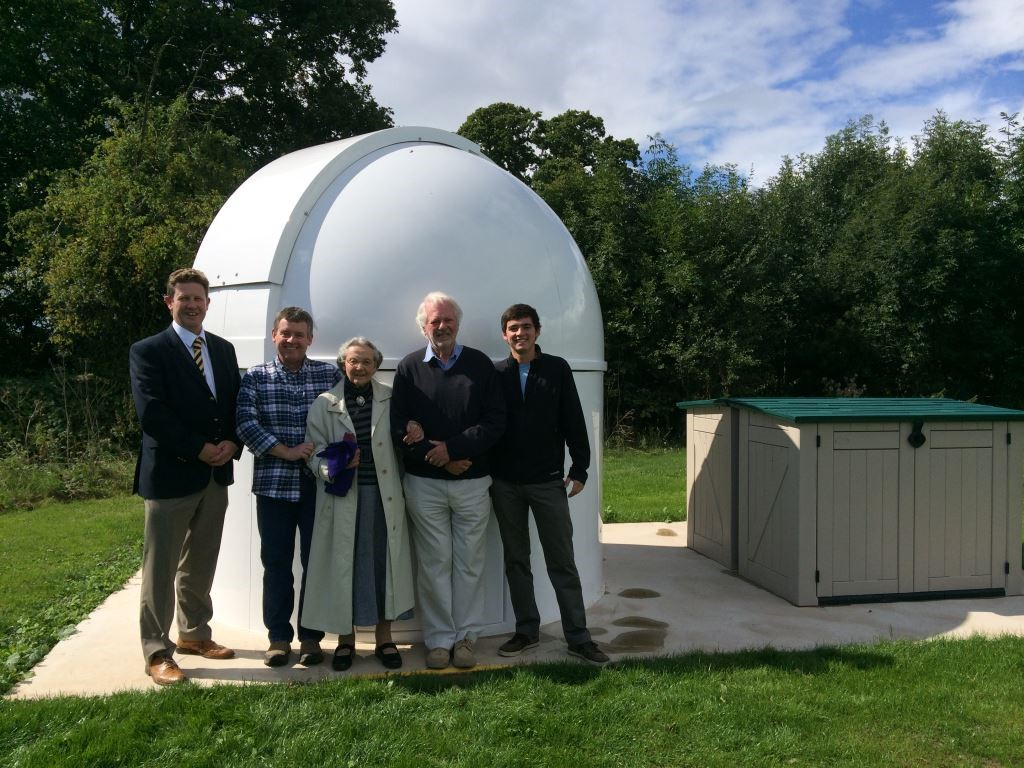 RGS The Grange – Star Gazing with their new Observatory