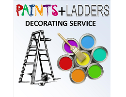Paints and Ladders Decorating Service