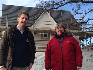 Conservative policy is increasing home ownership in Worcestershire