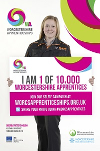 Get involved in National Apprenticeship Week: 9 March to Friday 13 March