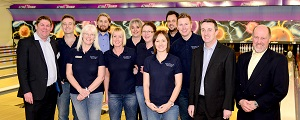 Fundraising success for bowling event