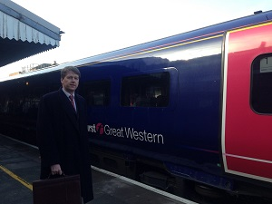 Big breakthrough for Fast Track Worcester campaign as 2 hour service appears on horizon