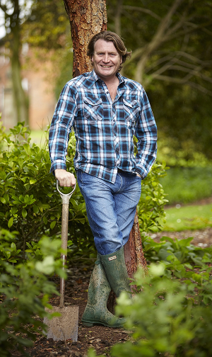 Confessions of a TV Gardener revealed at Pershore College talk