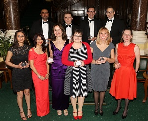 AWARDS WINNERS CROWNED BY WORCESTERSHIRE LAW SOCIETY