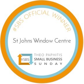 Worcester‐based St Johns Window Centre gets a Twitter Boost from Theo Paphitis