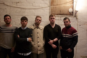 Kidderminster five-piece picked to support Reverend and The Makers