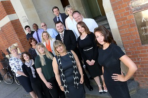 Thriving Worcester training firm celebrates first anniversary
