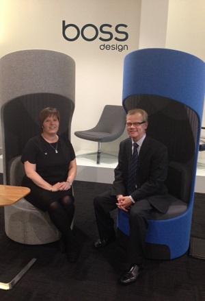 Minster Micro Delivers Comms For Leading Midlands Manufacturer Boss Design