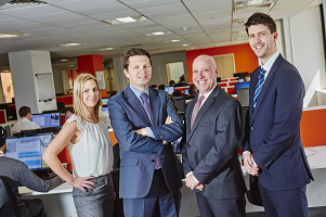 Redditch-based Sigma Financial Group expands into Birmingham bringing hundreds of new jobs