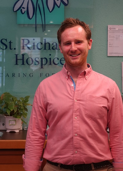 Hospice boosts fundraising expertise