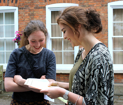 Strong A Level Results secure Good University Places for RGS Worcester