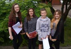 100% PASS RATE FOR HOLY TRINITY SCHOOL STUDENTS