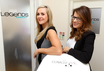 Worcestershire salon ploughs thousands into unique skin treatment technology