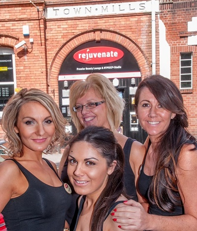 Worcestershire beauty lounge lands place in industry awards final