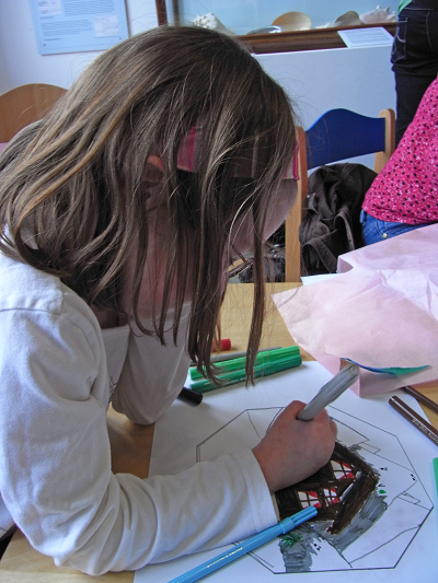 Be inspired to create your own illustration Illustration Beats Explanation at Worcester City Art Gallery and Museum