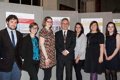 Worcestershire's Treasures celebrates as final cohort of heritage sector trainees complete innovative programme