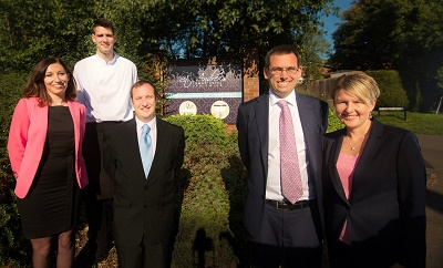 Droitwich hotel doubles workforce as business booms