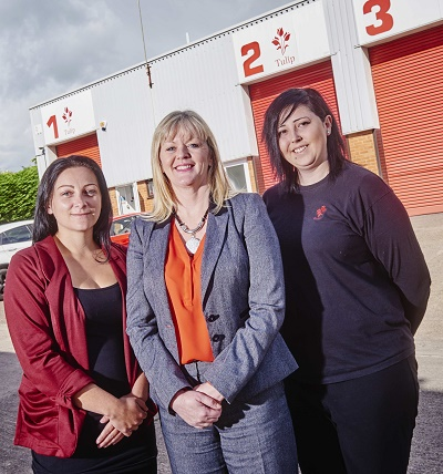 Healthcare sectors wins spells growth for Worcestershire contract cleaning firm