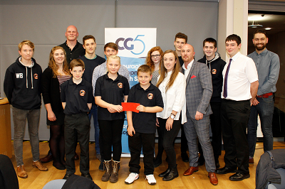 CG5 awards second set of grants to county sport stars