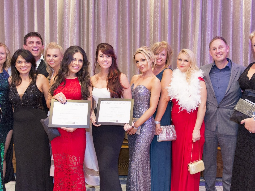 Double national recognition for Worcestershire beauty lounge