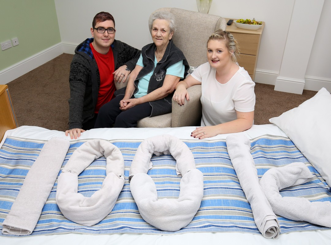 £100,000 refurbishment underway at Worcester care home