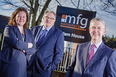 New partner hire as mfg Solicitors bolster corporate and commercial team