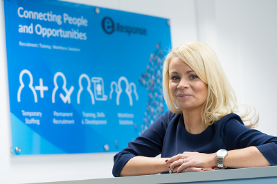 APPRENTICESHIPS GURU LAURA MAKES JOB DREAMS REALITY