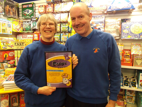 """Wise Owl Toys of Worcester tops National """"Dobble"""" Sales for Third Year running!!"""