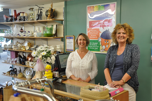Get a Shift On! Worcester Acorns Shops Need Volunteers