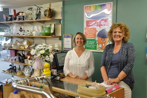 Get a Shift On! Worcester Acorns Shops Need Volunteers