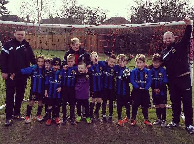 Fundraising Event for Worcester's Future Football Stars
