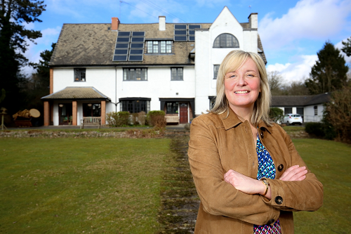 New care home manager aims to introduce the outdoors