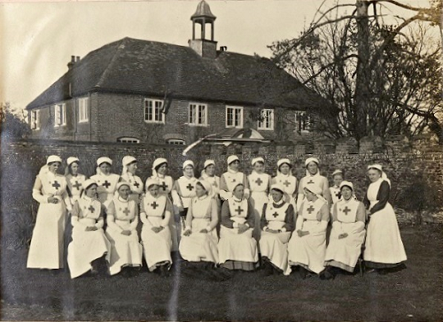A Happy Convalescence Discover Hartlebury Castle's History as a  WWI Voluntary Aid Detachment Hospital