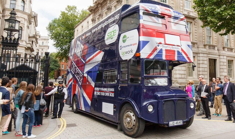 Start Up Britain Bus Seminar Sessions Announced
