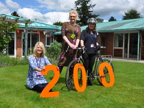 Children's Charity Calls for 200 Cyclists to Get on their Bike