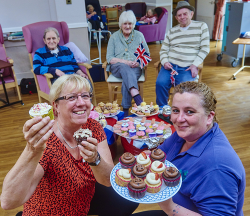 Cupcake challenge brings fundraisers their just desserts