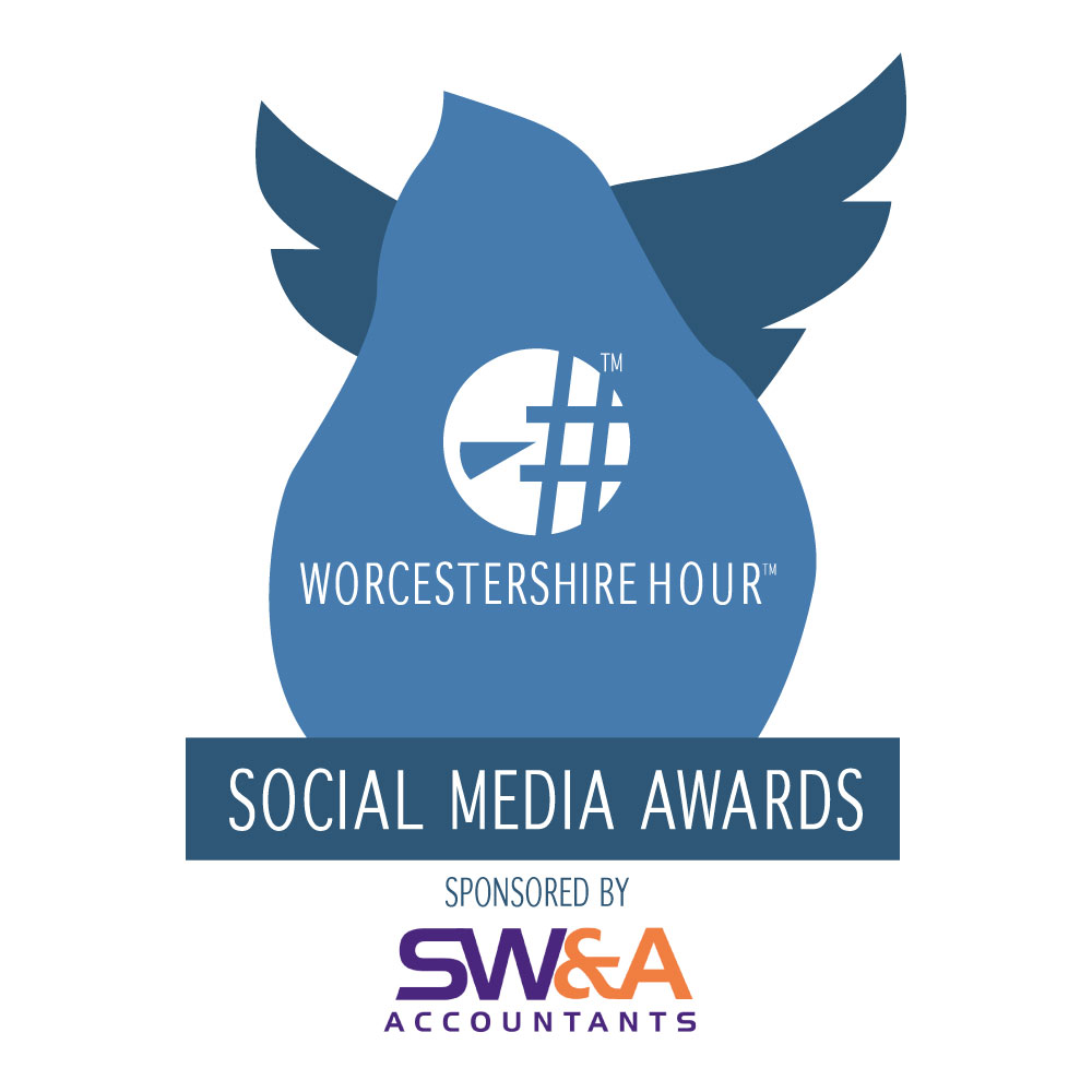 #WorcestershireHour Social Media Awards 2016