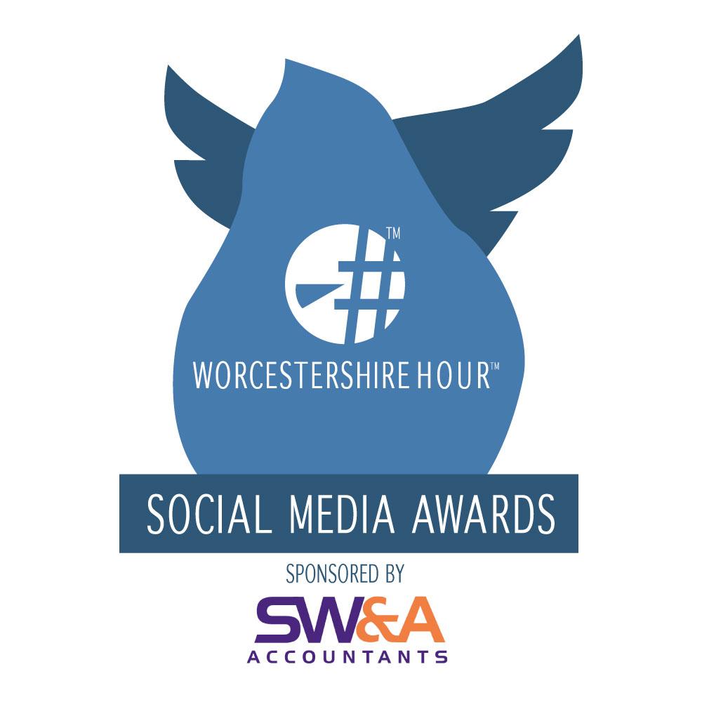 #WorcestershireHour Social Media Awards 2016