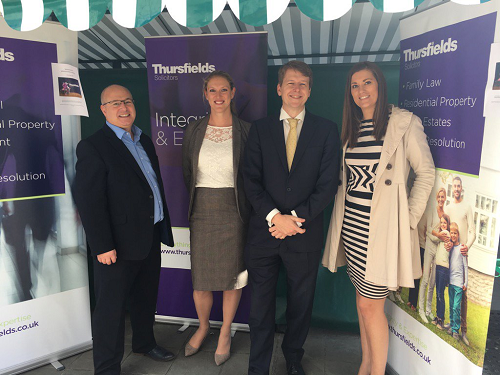 Worcester MP hails successful Festival of Business