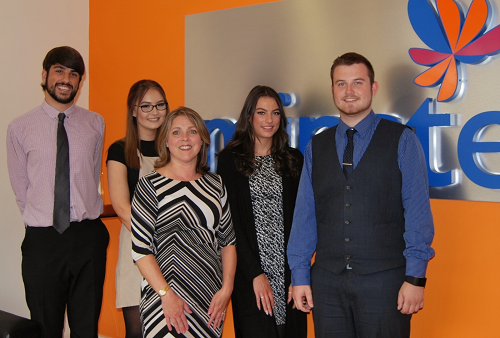 Worcestershire IT firm shortlisted for prestigious apprenticeship award