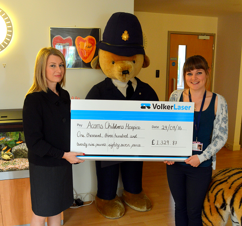 VolkerLaser Support Local Charity through Chinese Evening