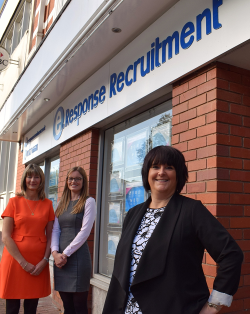 Recruitment experts lead the way with investment in own staff