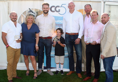 New patrons and trustees for growing county sports charity