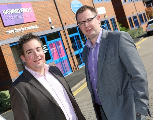 Director Promotion as Hayward Wright Focusses on Growth