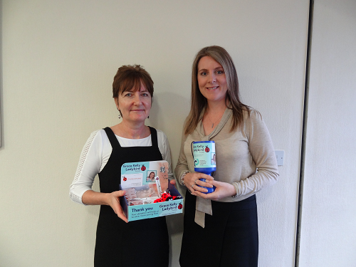 Solicitors hold Ladybird Bake Off