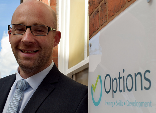 New business development director appointed by training experts