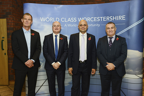 Worcestershire Local Enterprise Partnership's Largest Ever Annual Conference