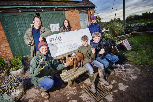 Law firm's funding helps boost farming skills charity