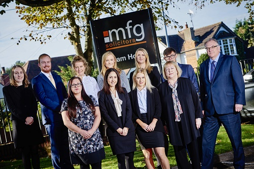 Thirteen new faces as law firm invests in next generation